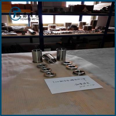 钛合金耐压筒体