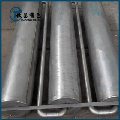 氯碱化工设备用钛管道