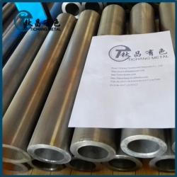 GR5钛合金厚壁管