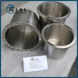 TC4钛合金核磁电机保护罩