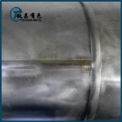 钛合金等离子自动焊缝