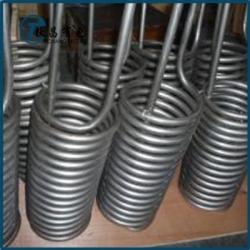 海水养殖用换热钛盘管