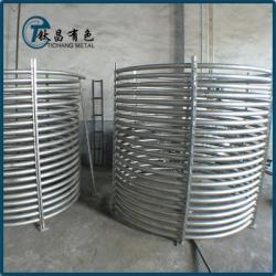 螺旋式钛盘管