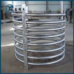 钛合金换热盘管