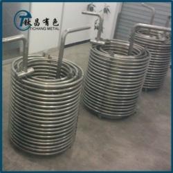 钛合金冷却盘管