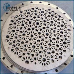 钛换热器用TA2钛管板